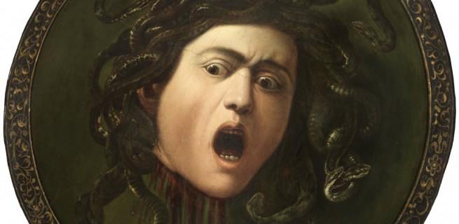 Medusa  Mostras & Expos – Caravaggio em SP caravaggio medusa e1348073617178 655x320