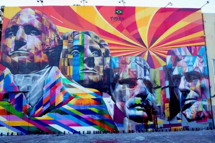 eduardo-kobra-street-art-14--e  Arte – A Arte de Rua de Eduardo Kobra eduardo kobra street art 14 e1345734169439