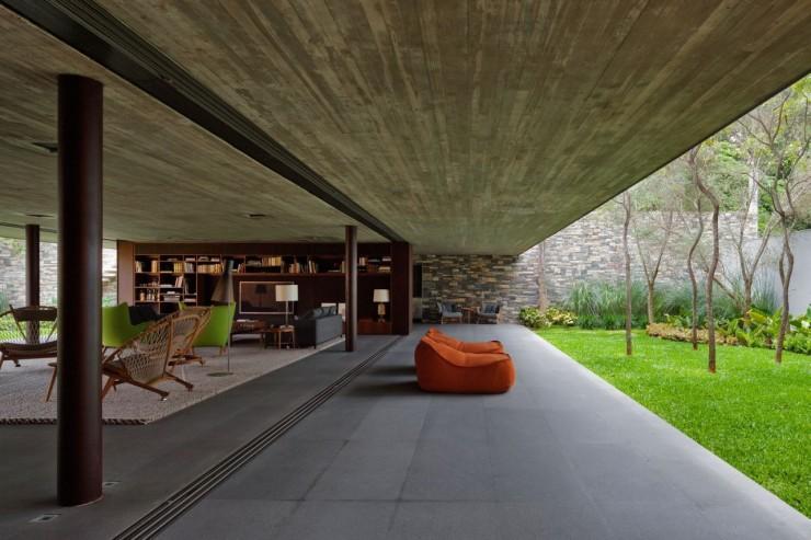 marcio - kogan - 3  Arquitetura – Casa V4 de Marcio Kogan marcio kogan 3 e1345645896513