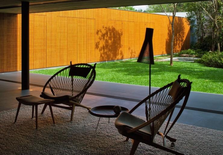 marcio - kogan  Arquitetura – Casa V4 de Marcio Kogan marcio kogan e1345645830195
