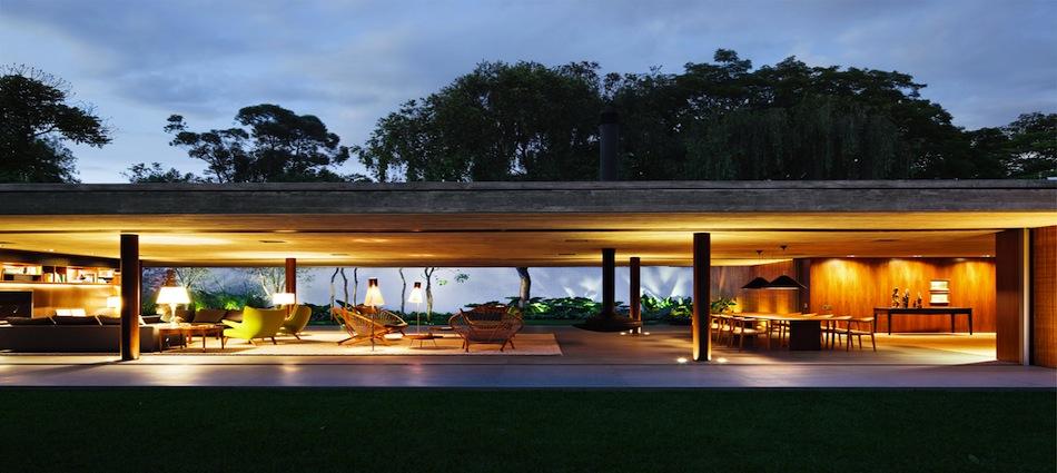marcio - kogan - studiomk27 - casa - v4  Arquitetura – Casa V4 de Marcio Kogan marcio kogan studiomk27 casa v4