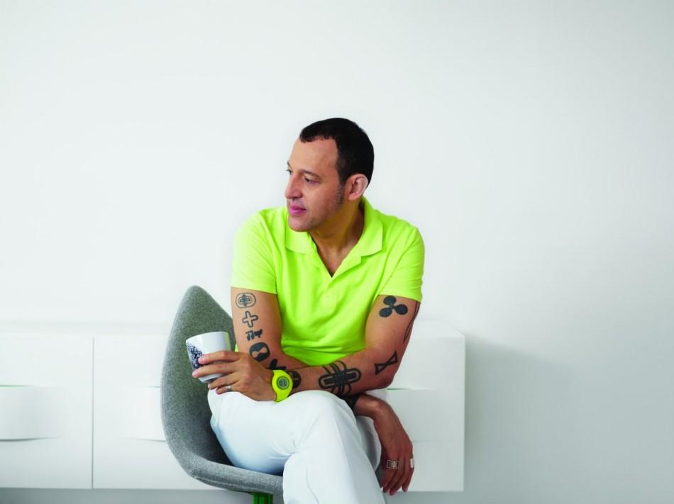 karim-rashid-2  Designer Egípcio Conquista Mundo karim rashid 2 e1348137234753