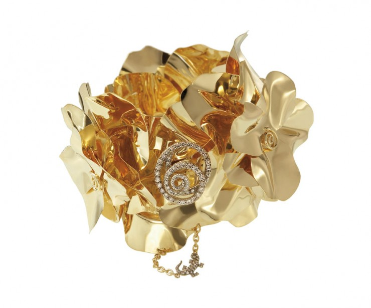 H Stern  MODA - H. Stern | Uma estrela no design de joias H Stern natur collection boboli bracelete e1349176603818
