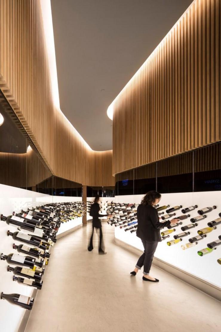 Arquitectura - Mistral Wine Bar do Studio Arthur Casas Mistral Wine Bar by Studio Arthur Casas 2 e1350036169460