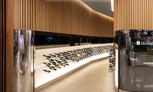 Mistral Wine Bar by Studio Arthur Casas  Mistral Wine Bar by Studio Arthur Casas Mistral Wine Bar by Studio Arthur Casas e1350036141749 300x181