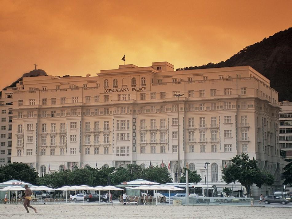 """""""Copacabana Palace Hotel, um dos hotéis mais belos do Brasil.""""  Lifestyle - O requinte do Hotel Copacabana Palace copacabana palace rio de janeiro  e1349690637985"""