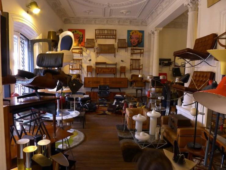 loja - desmobilia  DESIGN: Desmobilia, a loja vintage de São Paulo loja desmobilia e1350985403609