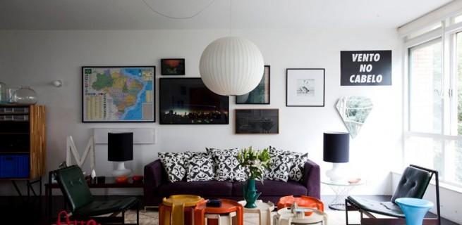 mauricio - arruda - apartamento antonio carlos - sao paulo-2  DECORAÇÃO: O lar de Maurício Arruda em São Paulo mauricio arruda apartamento antonio carlos sao paulo 21 655x320