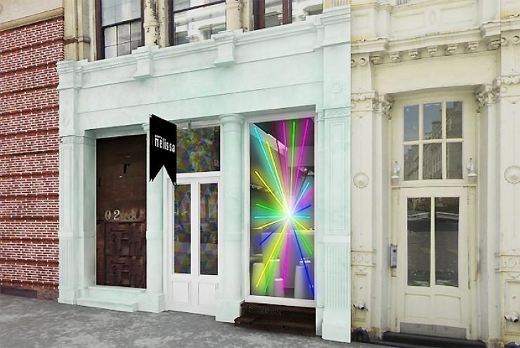 melissa em nova iorque-8  Melissa tem loja conceito em Nova York melissa em nova iorque 8 e1351684514463