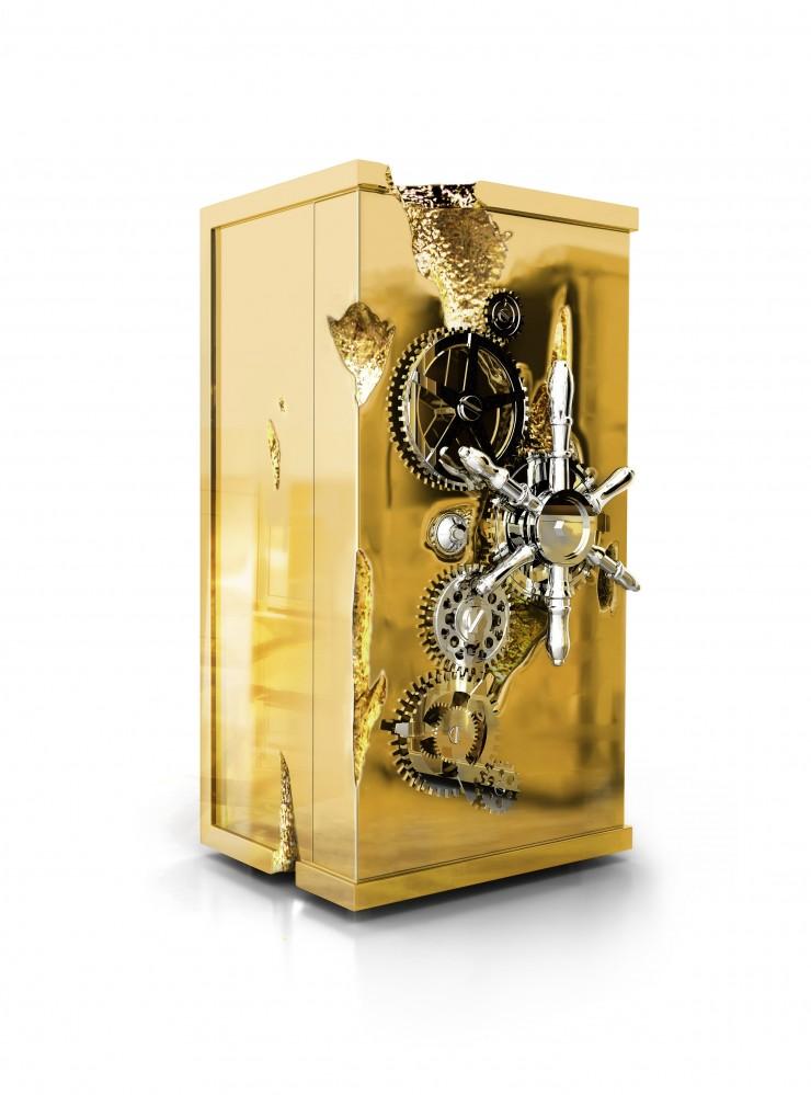 millionaire - boca - do - lobo  Decoração - Celebrando o look dourado millionaire 01 e1349342195656