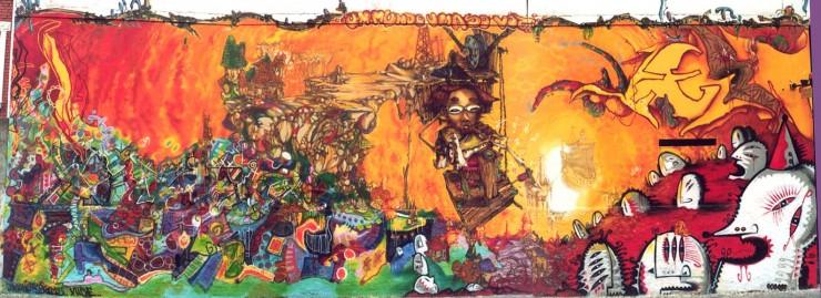 Arte Contemporânea Brasileira Reconhecida Internacionalmente arte contemporânea brasileira Arte Contemporânea Brasileira Reconhecida Internacionalmente os gemeos e1349862565904