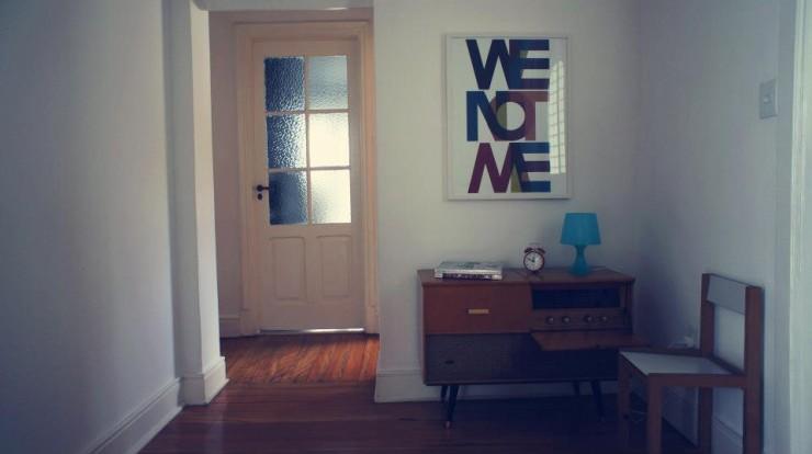 """""""Hostel de design em São Paulo. Pormenor de entrada.""""  Lifestyle – """"Design Hostels"""" invadem o Brasil wehosteldesign 8 e1349776214204"""