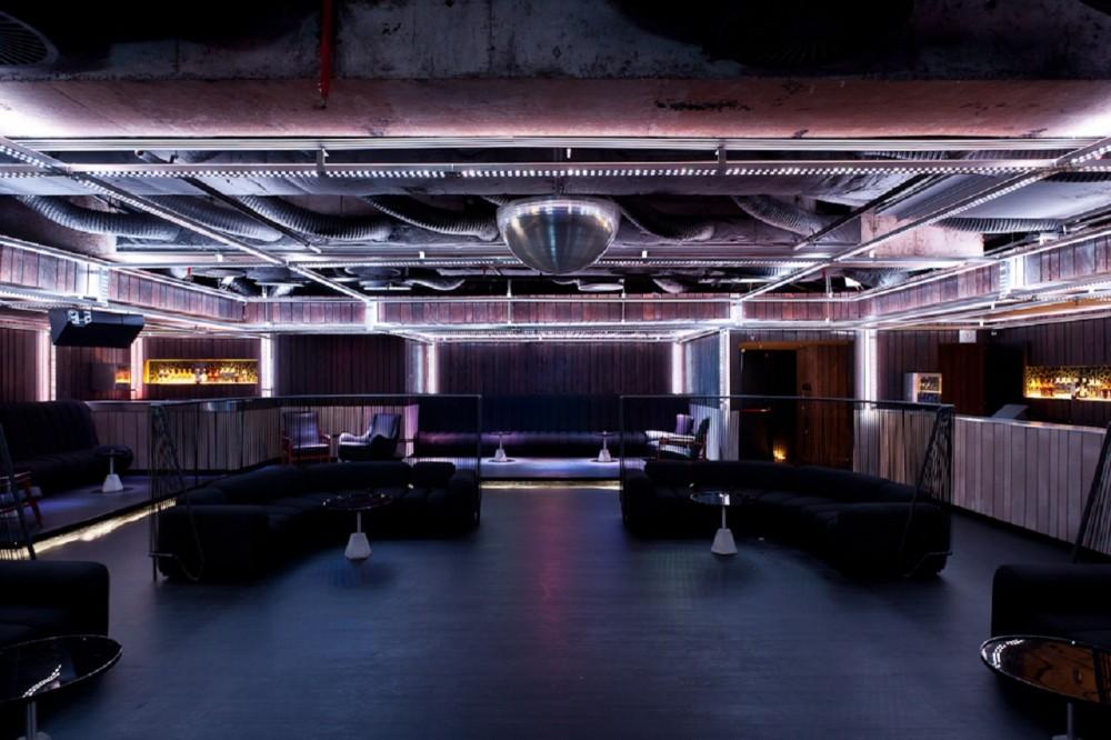 Clube disco bar em s o paulo decora o pra casa - Discoteca in casa ...