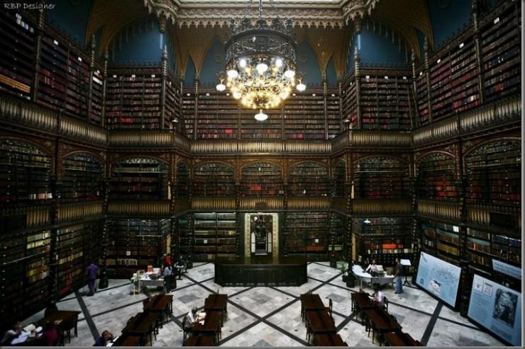 """""""real gabinete portugues de leitura""""  Arte &Cultura: Real Gabinete Português de Leitura real gabinete portugues de leitura e1353322208492"""
