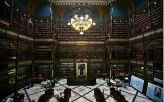 Arte &Cultura: Real Gabinete Português de Leitura