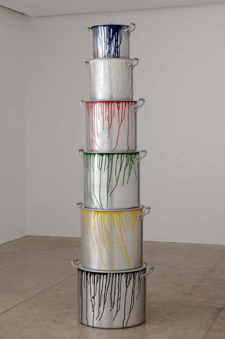 Galeria Luisa Strina   Brasil na Arte Basel Miami 2012 11 art basel miami 13 e1355396077542