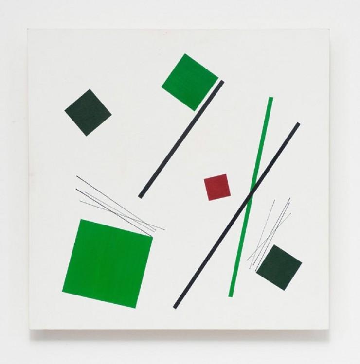 Grupo Frente Enamel, 1954-56, Lygia Pape, da Galeria Luisa Strina   Brasil na Arte Basel Miami 2012 11 art basel miami 14 e1355396126799