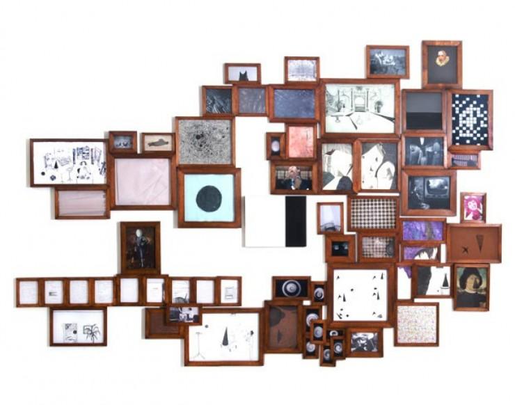 Notas de Rodapé (série), 2012, Laura Lima, da galeria  A Gentil Carioca   Brasil na Arte Basel Miami 2012 11 art basel miami 15 e1355396166281