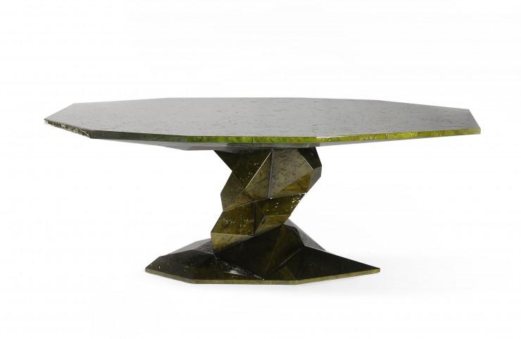 """""""Mesa de jantar Boca do Lobo Bonsai""""  Decoração: Mesas de Natal diferentes bonsai 01 e1354704495662"""