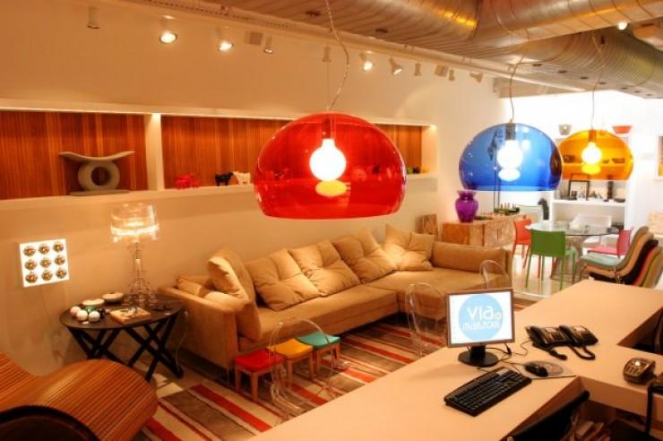 """""""Interior da loja via manzoni""""  Design e Decoração: Loja Via Manzoni no Rio de Janeiro via manzoni rio de janeiro 2 e1354533737319"""