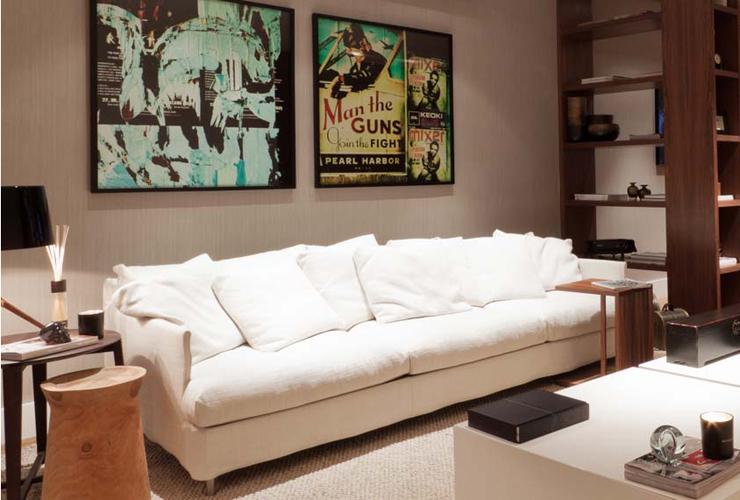 garagem loft - francisca reis  Relembrando Casa Cor SP 2012 garagem loft francisca reis
