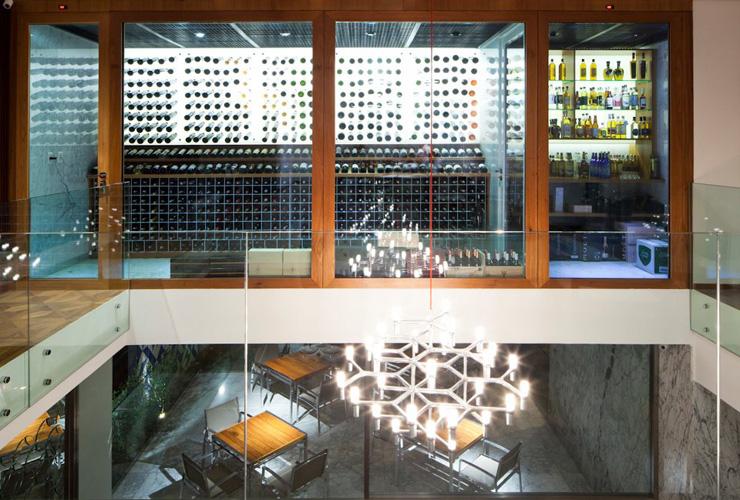 restaurante attimo-14  Brasil na premiação da Wallpaper restaurante attimo 14