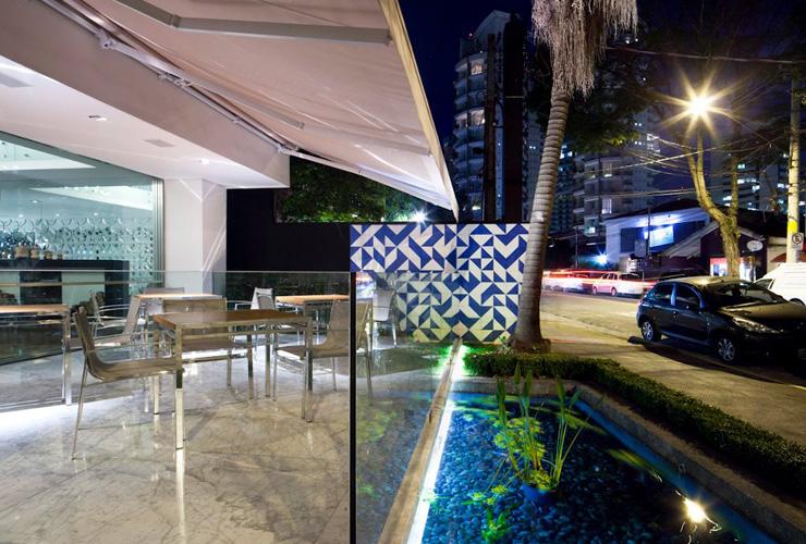 restaurante attimo-4  Brasil na premiação da Wallpaper restaurante attimo 4