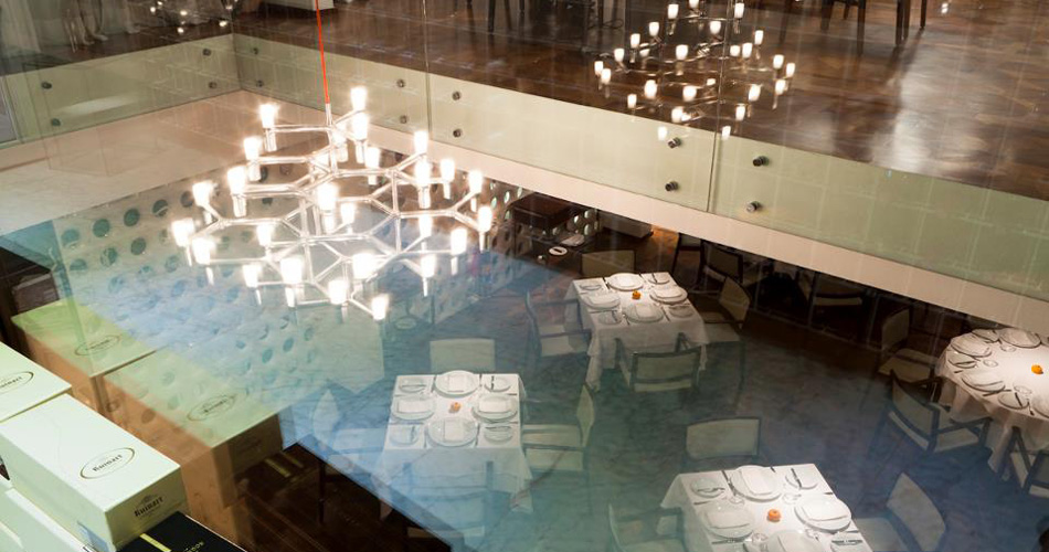 restaurante attimo-7  Brasil na premiação da Wallpaper restaurante attimo 7