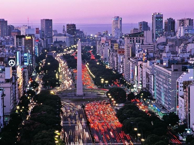 """""""Buenos Aires""""  As 10 cidades mais felizes do mundo Buenos Aires"""