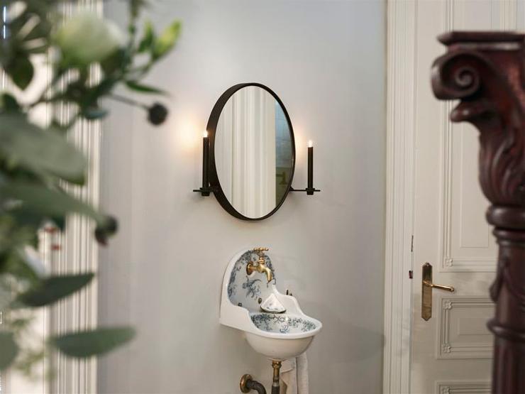"""""""jos kranen johannes gille""""  Decoração com espelhos modernos jos kranen johannes gille"""