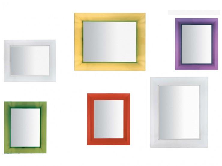kartell francois ghost mirror-  Decoração com espelhos modernos kartell francois ghost mirror 2 e1363087393893