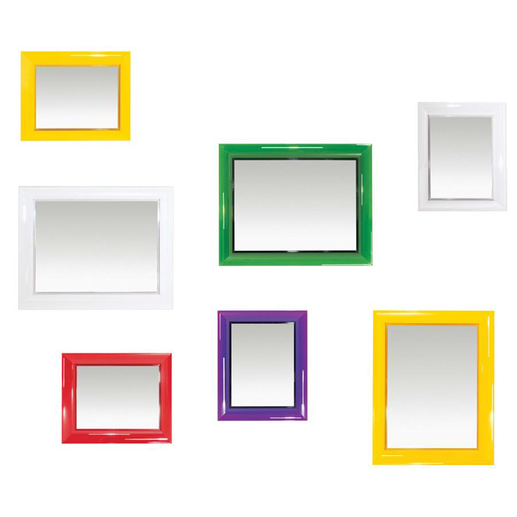 """""""kartell francois ghost mirror""""  Decoração com espelhos modernos kartell francois ghost mirror"""