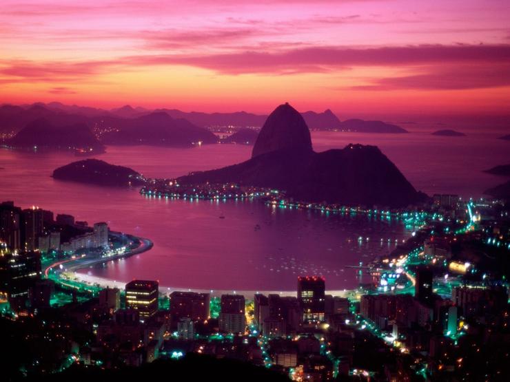 rio-de-janeiro  As 10 cidades mais felizes do mundo rio de janeiro