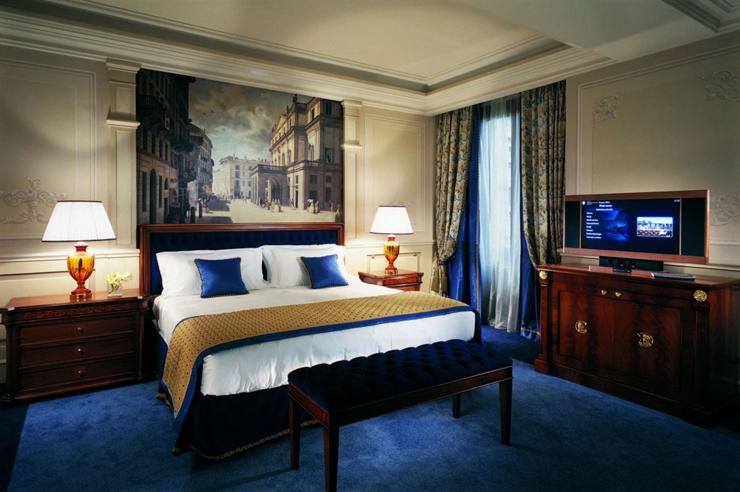 """""""Hotel Principie di Savoia""""  Guia de Milão: Melhores Hotéis Hotel Principie di Savoia"""