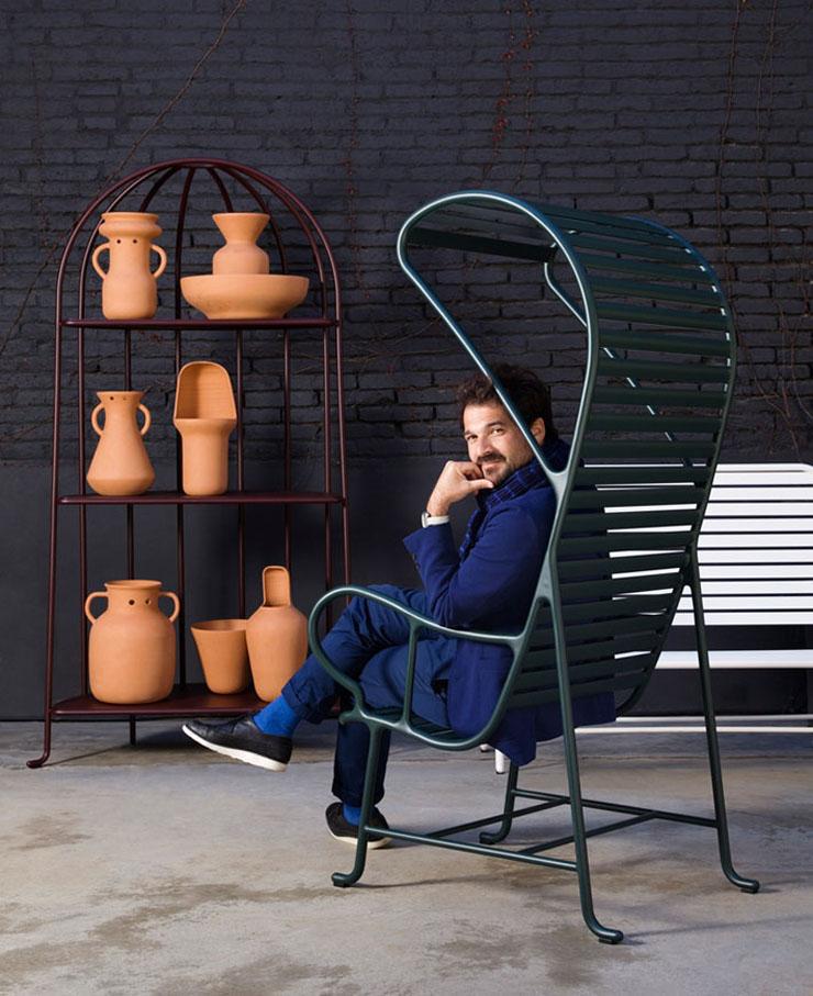 """""""Jaime Hayon at Milan Design Week 2013""""  Milão 2013: Gardenias de Jaime Hayon  Jaime Hayon at Milan Design Week 2013 7"""