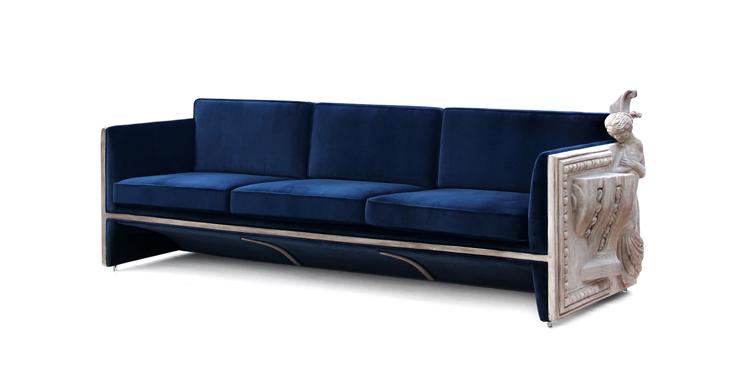 """""""sofa versailles boca do lobo""""  Dica do dia: sofás modernos  versailles 07"""