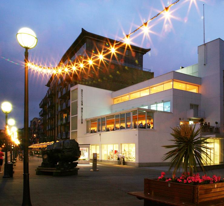 """""""Design Museum em Londres""""  Zaha Hadid compra o Design Museum em Londres Design Museum em Londres 2"""