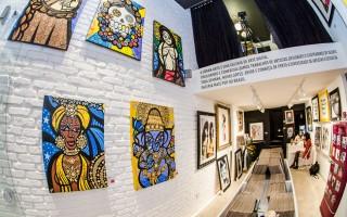 U.A. Democratics no Urban Arts Rio