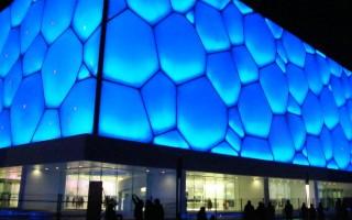 """""""Water Cube"""" de Beijing ganha nova iluminação na comemoração do seu 5º aniversário  """"Water Cube"""" de Beijing ganha nova iluminação na comemoração do seu 5º aniversário capa2 320x200"""