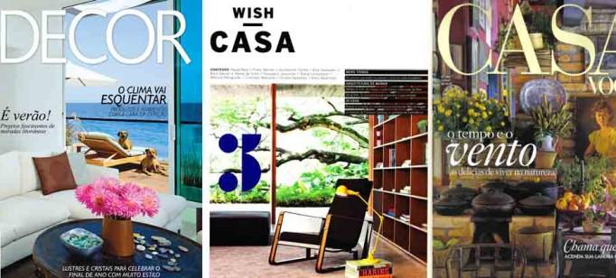 Top 10 das Revistas de Design no Brasil