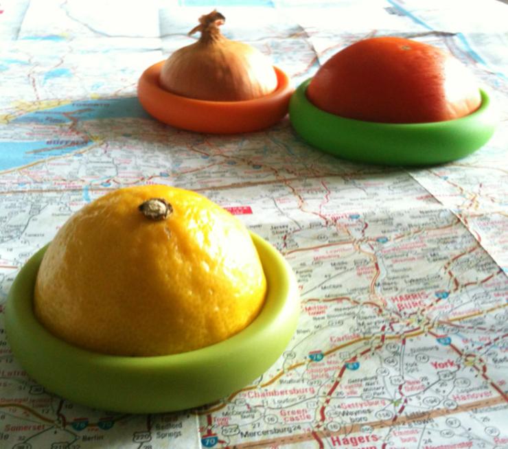 5food  Criativa tampa de silicone ajuda a preservar sobras de alimentos 5food