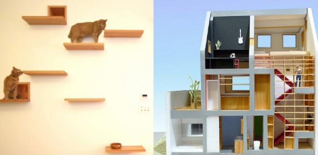 """""""The Cat House"""" um sonho de casa para os gatos  """"The Cat House"""" um sonho de casa para os gatos CAPACATDECOR 655x320"""