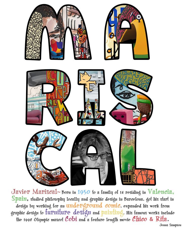"""mariscal  """"Todas as cores de Mariscal"""" em mostra no Instituto Tomie Ohtake mariscaljpeg"""