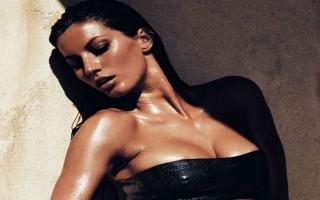 """""""Gisele Bundchen numa das campanhas mais sensuais"""""""