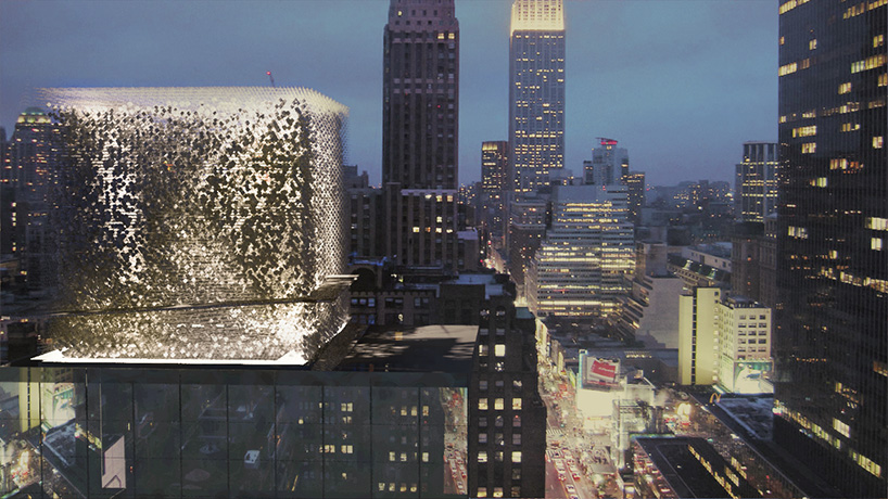"""""""Projecto vencedor do prêmio do Designboom para Arquitectura da Morte.""""  Arquitetura: Halloween e a Arquitetura da Morte PostCommunity"""