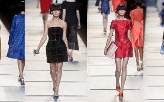 """Fendi e o estilo simples e chique.""  Moda: Milan Spring Fashion Week – Top 5 coleções! fendi 320x200"
