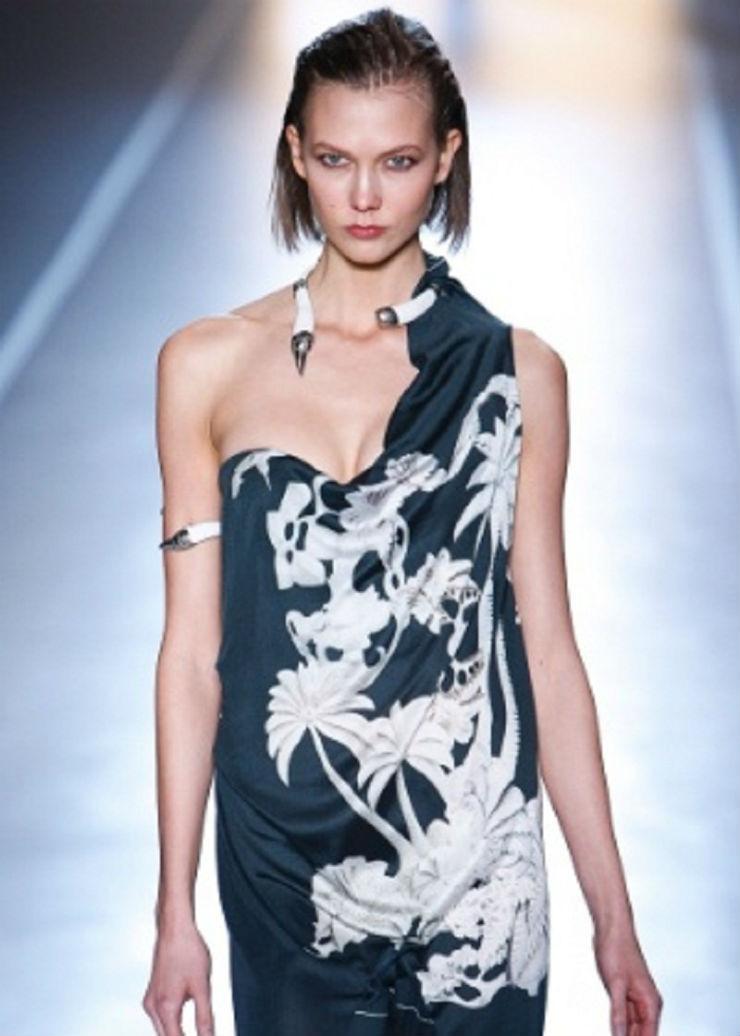 """""""Karlie Kloss, modelo norte americana representa a Animale""""  SPFW: 10 manequins que marcam essa edição karlie kloss"""
