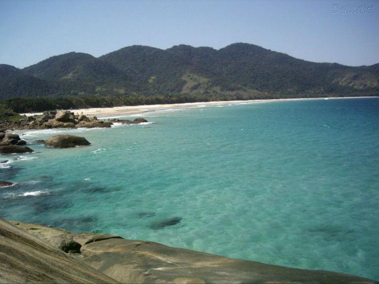 """Praia Lopes Mendes, na Ilha Grande""  Lifestyle: 10 melhores praias do Brasil lopes mendes ilha grande"