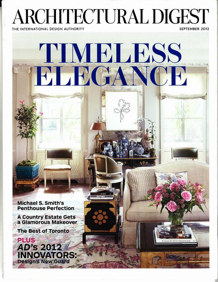 Decoração: 10 Revistas de Decoração que nos Inspiram 10 revistas de decoração que nos inspiram Decoração: 10 Revistas de Decoração que nos Inspiram ArchitecturalDigest