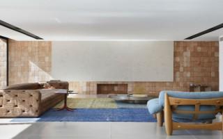 """""""BT House de Guilherme Torres.""""  Casa de Arquitecto: Guilherme Torres e sua simplicidade BTHouseGuilhermetorressala 320x200"""
